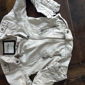 Abercrombie khaki jacket